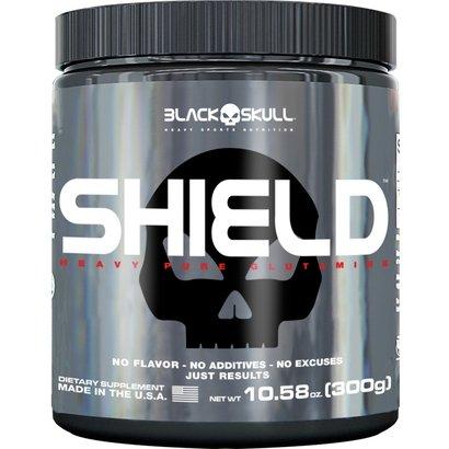 Shield 300 g - Black Skull
