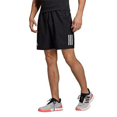 Short Adidas Club 3 Stripes Masculino - Masculino