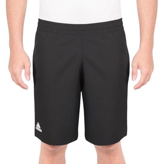 Short Adidas Club TD Masculino - Preto