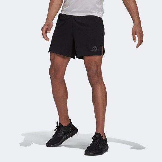 Short Adidas Heat Ready Masculino - Preto