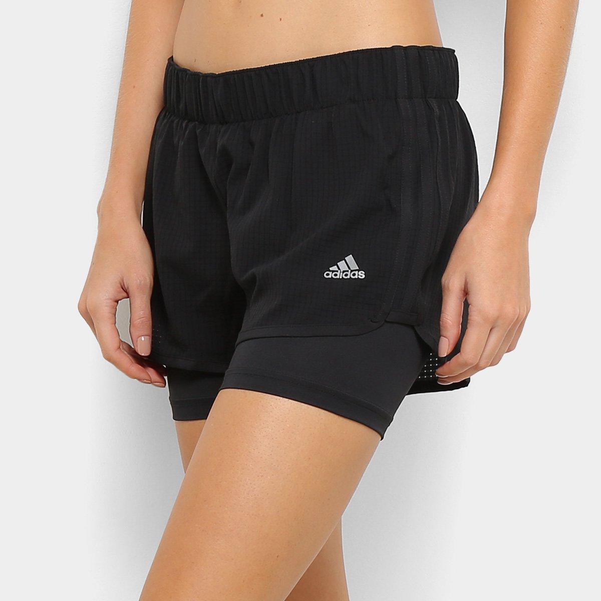 Adidas Performance Shorts »m10 Shorts« Black