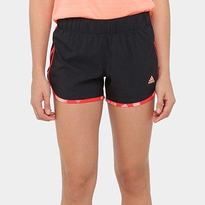 Short Adidas Marathon 4 Polegadas Feminino