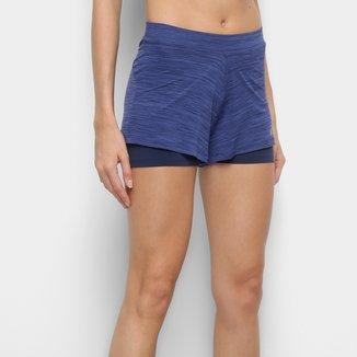 "Short Asics Color 2""1 Feminino"