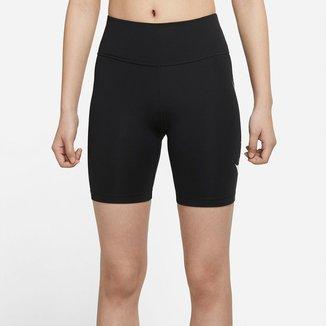 Short Biker Nike Swoosh Run Feminino
