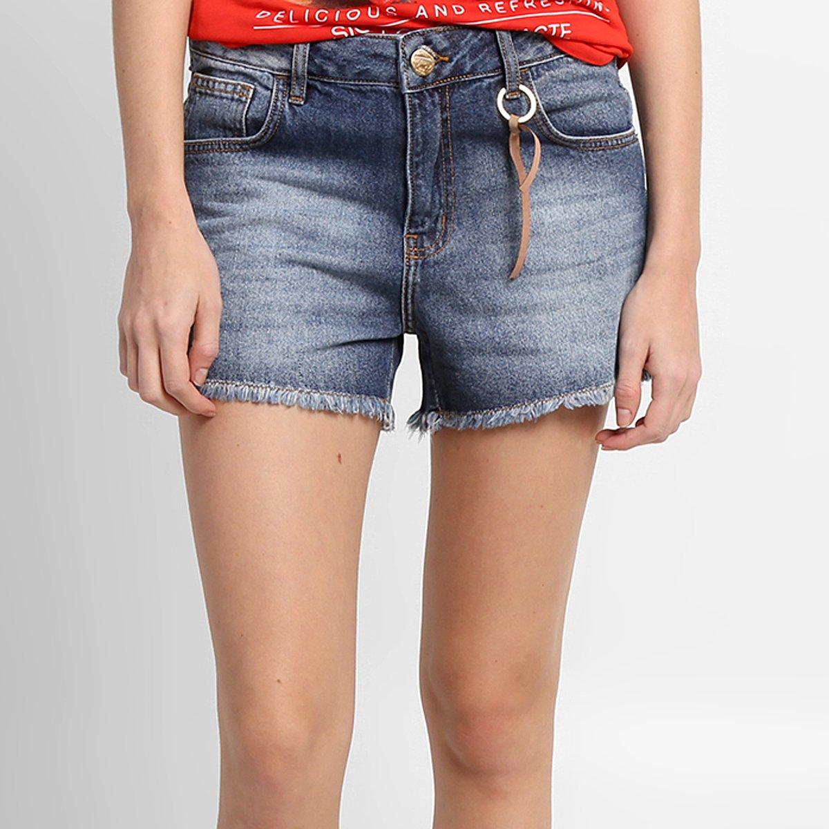 3bf642a51 Short Coca-Cola Jeans - Compre Agora | Netshoes