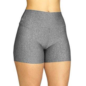 Short Curto Fitness Confort Feminina