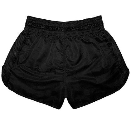 Short de Muya Thai Spank All Black
