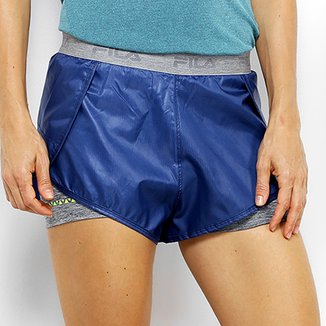 Short Fila Born To Run Feminino