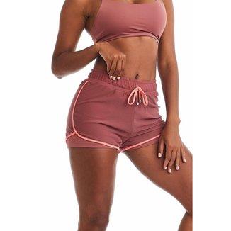 Short Fitness Flex Bronze M CAJUBRASIL