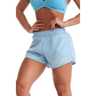 Short Fitness Heaven Azul Claro M CAJUBRASIL
