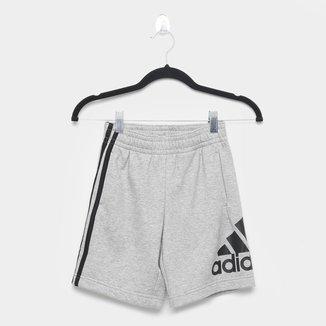 Short Infantil Adidas Jb Bos Masculino