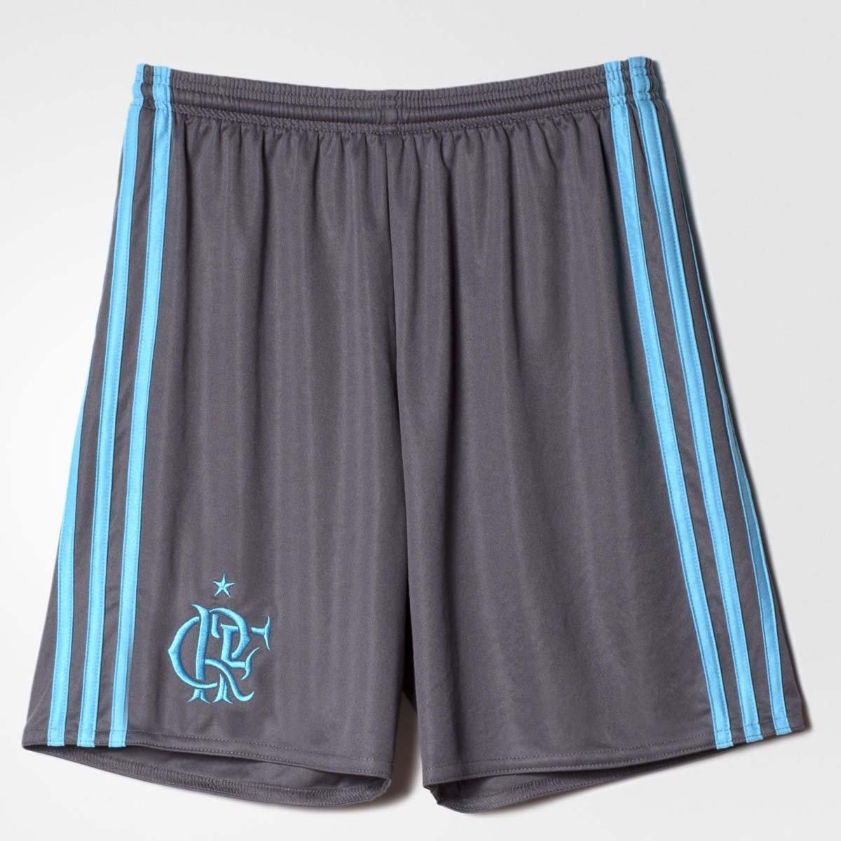 caa274c04f Short Infantil Flamengo Goleiro Oficial II Adidas 2016 - Compre Agora