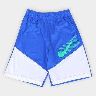 Short Infantil Nike Dominate GFX Masculino