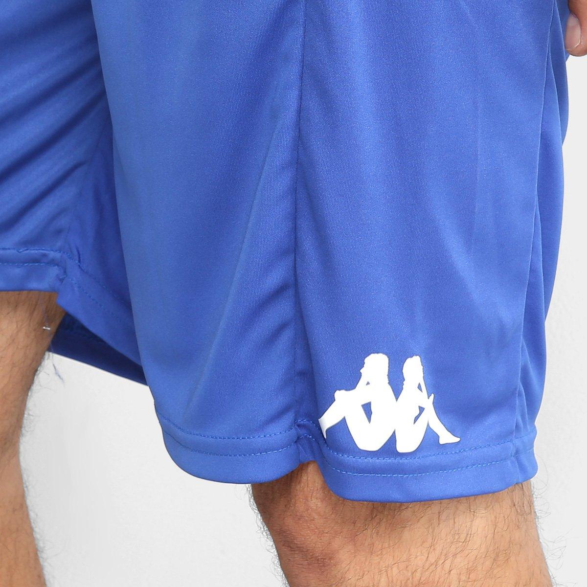 6ac9eabde3 Short Kappa Xaron 2.0 17 Masculino - Azul Royal - Compre Agora ...