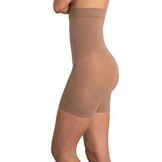 Short Loba Slim Modelador Cós Alto Lupo