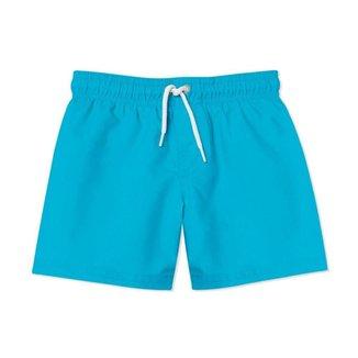 Short Masculino Try Basics Bermuda Shorts Masculino Mauricinho Liso Básico Tactel