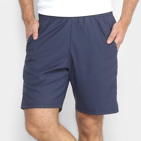 Short Nike Court Dry 9IN Masculino - Marinho+Branco