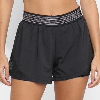 Short Nike Flex 2in1 Essentials Feminino