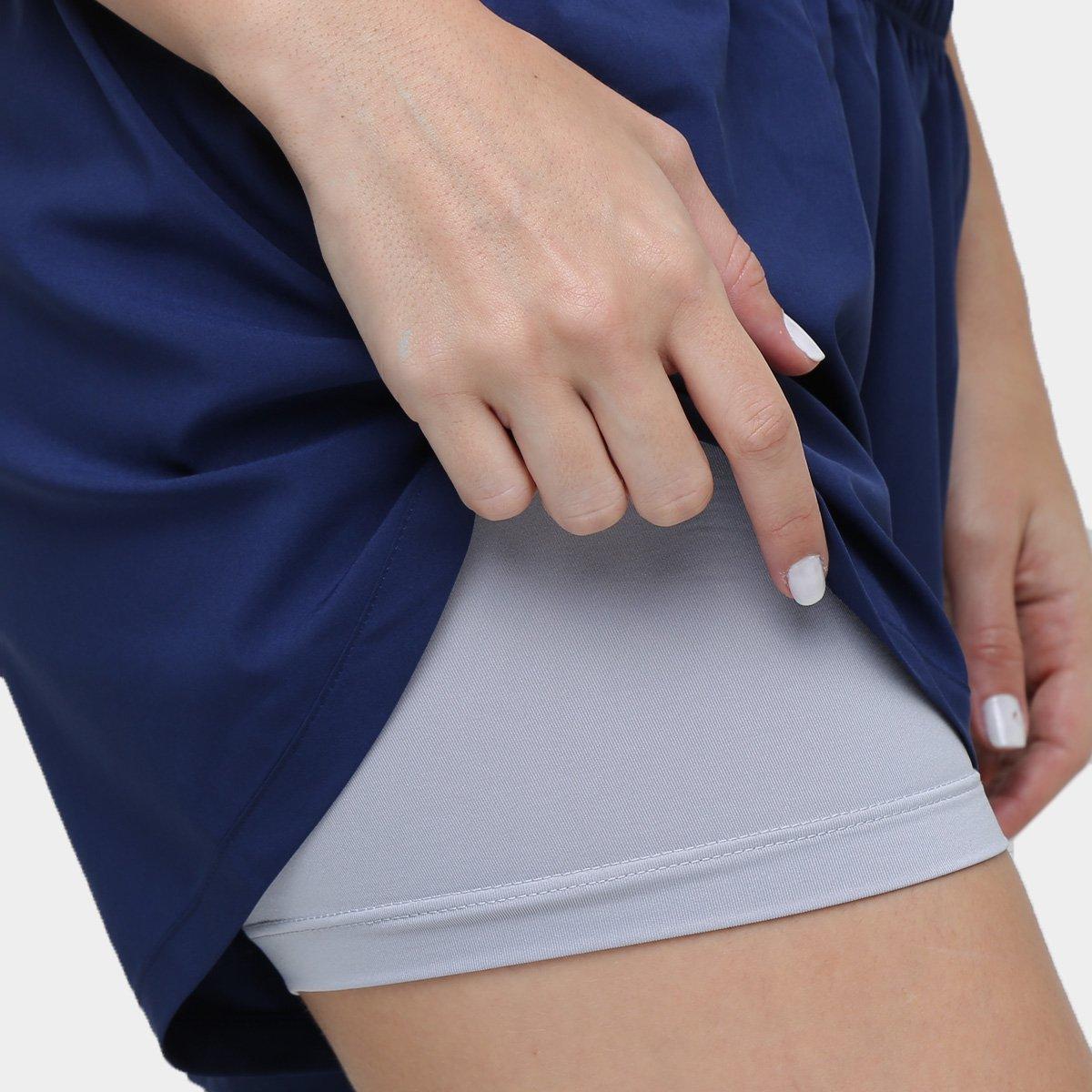 56e6caa215 Short Nike Flex 2In1 Feminino - Compre Agora