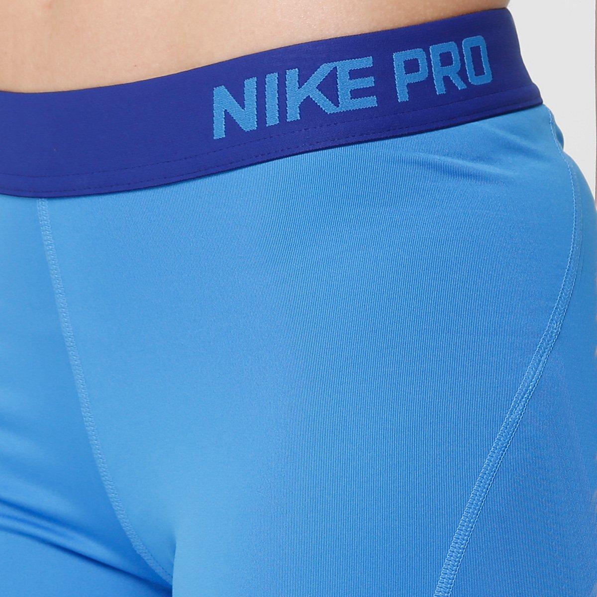 Short Nike Pro Cool 3 Pol. Feminino - Compre Agora  eb1ebe8ff17a8