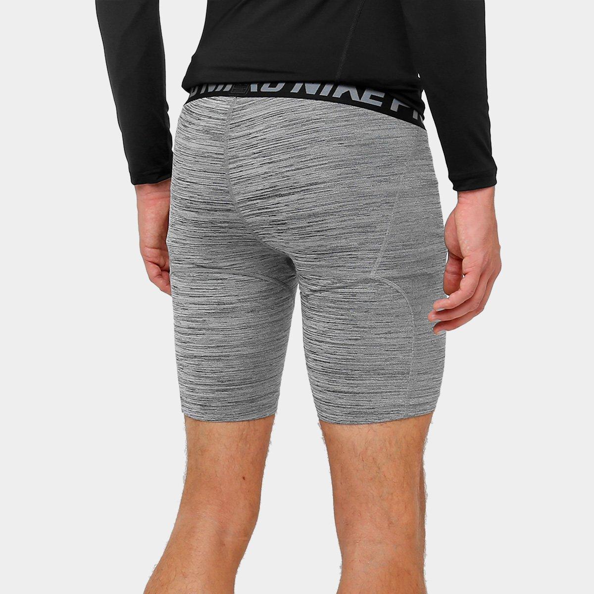 Short Nike Pro Heather Masculino - Compre Agora  44aadaf06cc12