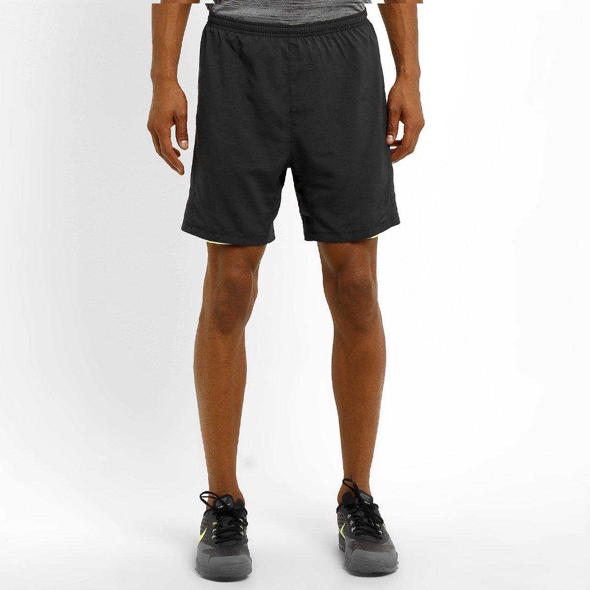 7ed0dbab3 Short Nike Pursuit 2 em 1 7 pol. - Compre Agora
