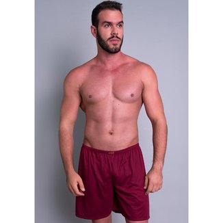 Short Pijama  Curto Mvb Modas Masculino