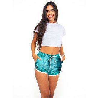 Short Praia Feminino Sidecoat