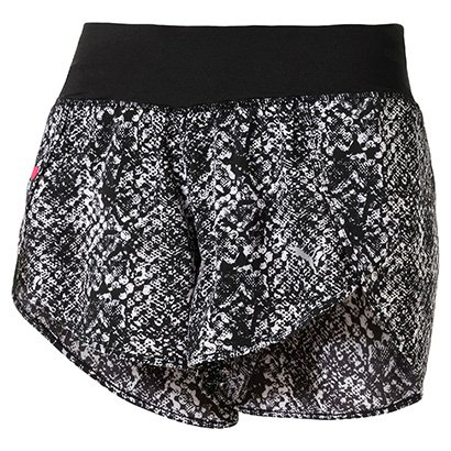 Short Puma Blast Graphic Feminino
