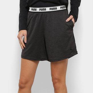 Short Puma Soft Sports Drapey Feminino