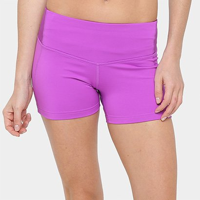 Short Reebok Baixa Comp Re Feminino