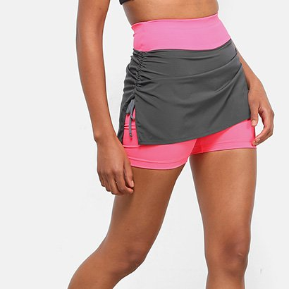 Short Saia Fila Running Plus