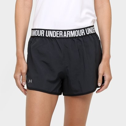 Short Under Armour Elasticated 3 pol. Feminino
