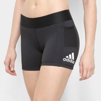 Shorts Adidas Alphaskin Feminino