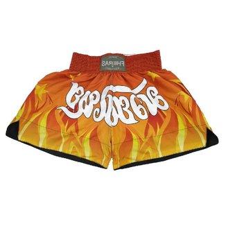 Shorts Boxe Muai Thai Fogo Fheras