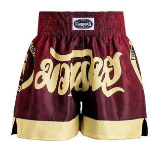 Shorts Boxe Muay Thai Fheras Training New F Martial