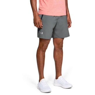 Shorts De Corrida  Under Armour Launch Sw 7 Masculino