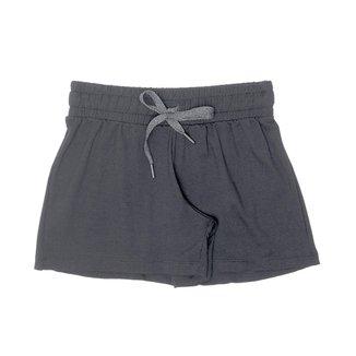Shorts De Molecotton Feminino Rovitex Teen Cinza 12