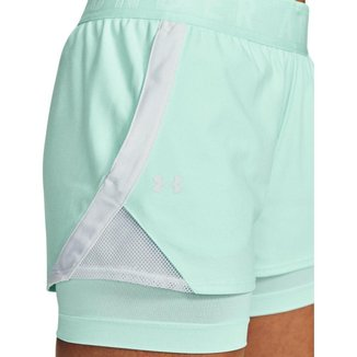 Shorts de Treino Feminino Under Armour Play Up 2-in-1