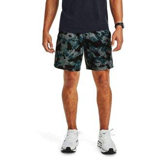 Shorts De Treino  Launch Sw 7 Printed Masculino