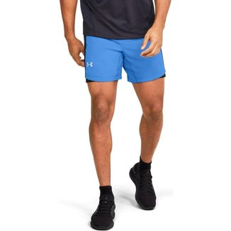 Shorts de Treino Masculino Under Armour Pacesetter SpeedPocket 7