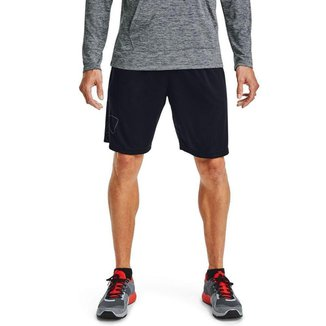 Shorts de Treino Tech Logo Under Armour Masculino