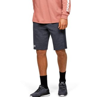 Shorts  Double Knit Under Armour Masculino