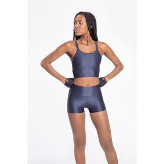 Shorts Fit Essential - Azul Marinho - GG - LIVE!