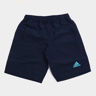 Shorts Infantil Adidas Tr Pl Wv Masculino