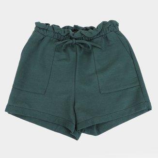 Shorts Infantil Costão Clochard Feminino