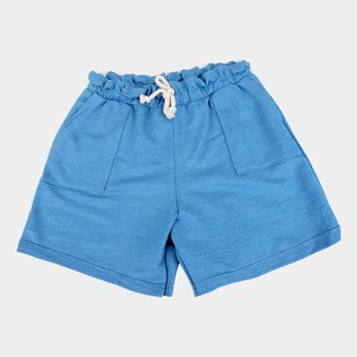 Shorts Infantil Costão Clochard Feminino