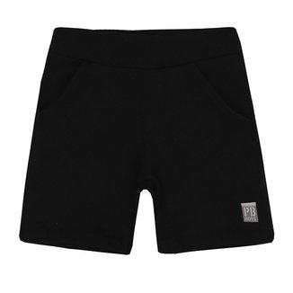 Shorts Infantil Moletinho Pulla Bulla Masculino