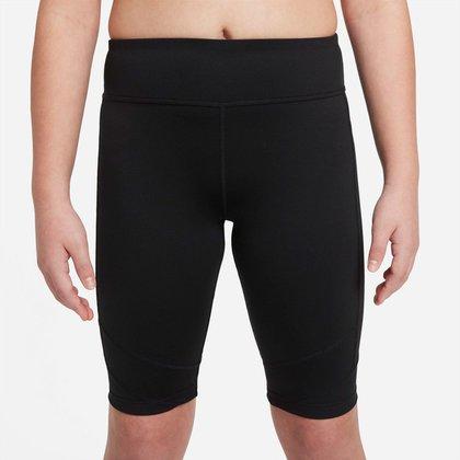 Shorts Infantil Nike G Df One Bike Feminino
