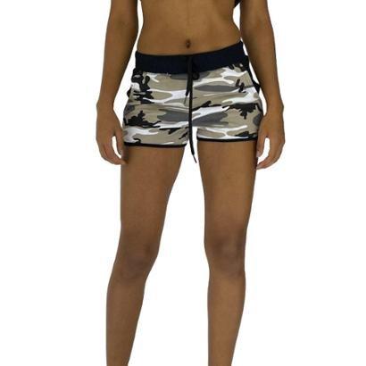 Shorts  MXD Conceito Camuflado Feminino